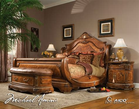 king bedroom furniture setsaico pc cortina california king size bed bedroom set in honey udfexk