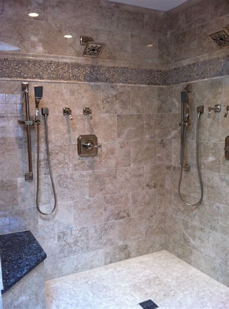How To Tile Shower Walls by Shower Wall Accent 2 Mc Tile Design Inc