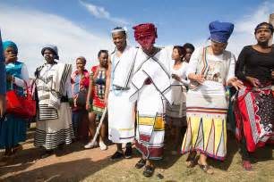 Traditional Traditional Xhosa Wedding In Eastern Cape South African