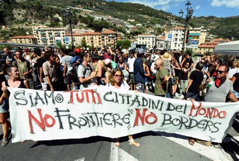 permesso di soggiorno europeo giornata di solidariet 224 a ventimiglia per un permesso di