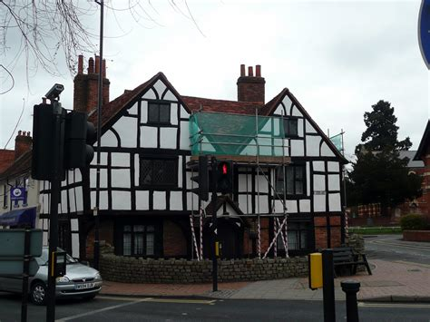 English Tudor Homes by File Tudor House Wokingham Jpg Wikimedia Commons
