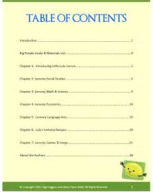 Pin table of contents on pinterest