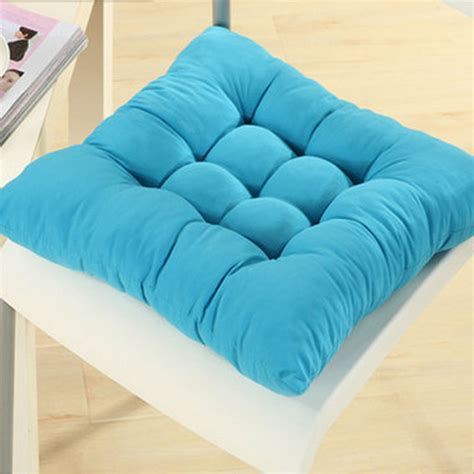 square seat cushions uk soft square seat pillow cushions chair pad patio home car