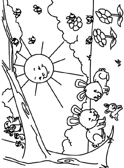 crayola coloring pages for easter time friends crayola ca