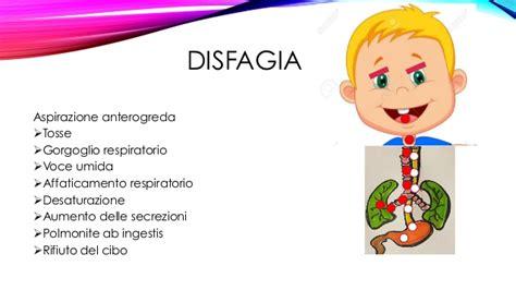 disfagia alimentazione atresia esofagea disfagia e avversione al cibo