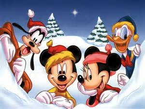 Classic disney mickey s christmas wallpaper