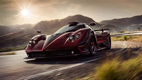 pagani zonda 2017 2017 pagani zonda fantasma evo 4k wallpapers hd