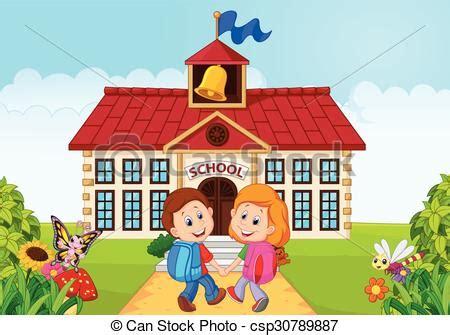 imagenes niños yendo ala escuela yendo poco ni 241 os escuela feliz yendo poco ni 241 os
