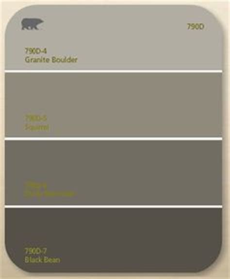 paint colors on benjamin behr and valspar