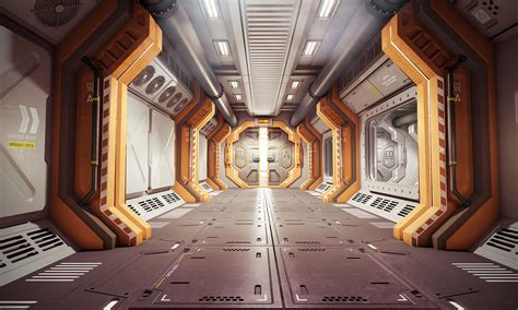 space station interior concept art pics about space space station bay by evgeny kashin on deviantart
