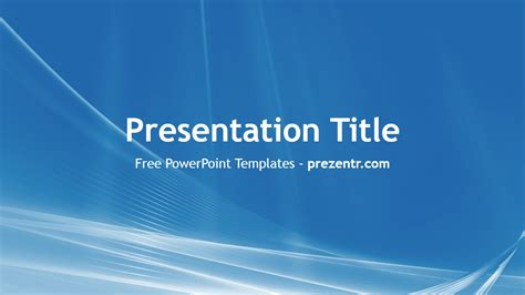 white powerpoint templates free blue and white powerpoint template prezentr