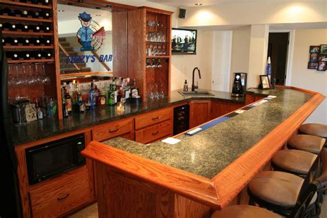 how to build a commercial bar top bar top photos cck countertops llc