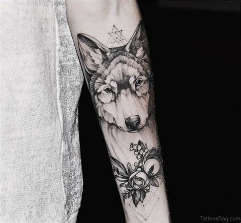 wolf tattoo designs for women 50 exclusive wolf tattoos for arm