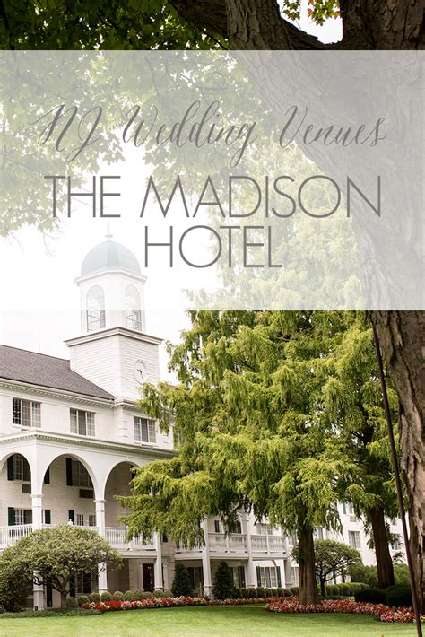 intimate wedding venues in central nj the hotel morristown nj
