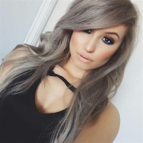 ashy hair color ashy hair colour hair colours ashy hair