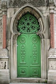 special doors and doorways on