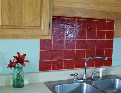 red kitchen backsplash tiles ideas about red tiles roof stucco walls trends including