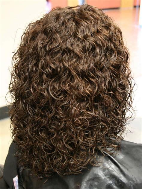 2014 long permed hair permed medium hairstyles