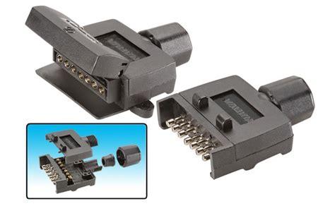 pin trailer socket wiring diagram 7 pins narva get free