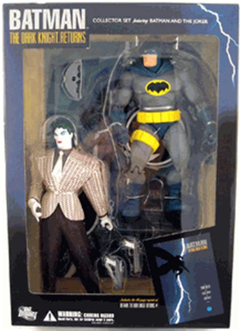 dark knight returns collectors batman action figure box set the dark knight returns collector set