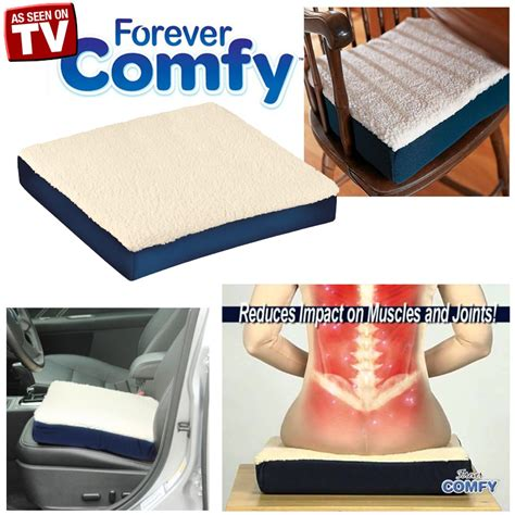 Cushion Support As Seen On Tv by As Seen On Tv Forever Comfy Cushion As Low As 8 99