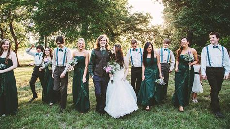 real wedding hobbit harry potter inspired diy bash on a budget today