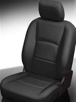 Dodge Ram Regular Cab Katzkin Leather Seats, 2009 (3