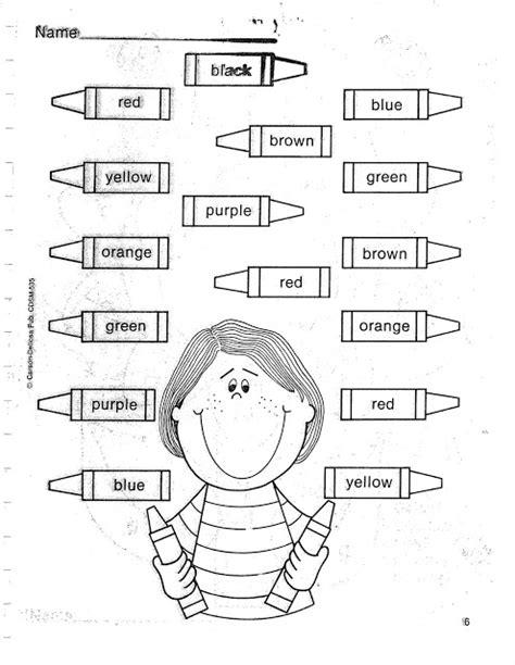 dibujos para colorear colorear y aprender fichas para pintar y aprender los colores en ingles