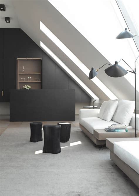 a modern loft conversion in vienna design milk a modern loft conversion in vienna design milk