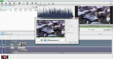 videopad tutorial how to save video videopad video editing software overview tutorial