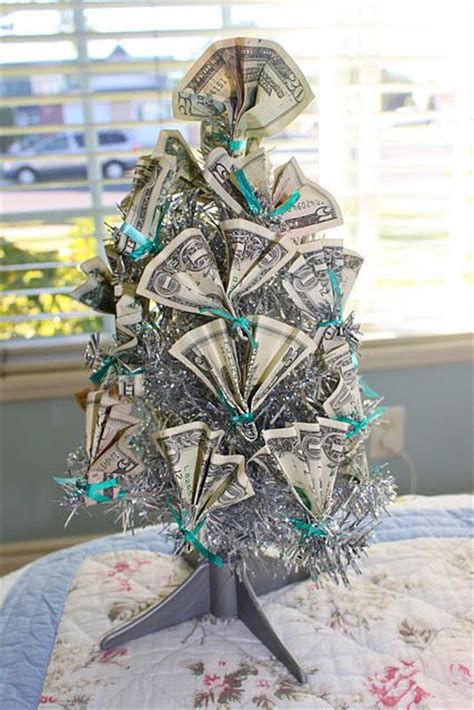 money tree great gift idea for a teen christmas tree