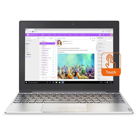 Hp Lenovo X5 lenovo miix 320 10 1 touch 2 in 1 laptop silver x5 z8350 4gb 64gb intel w10h computer maniabd