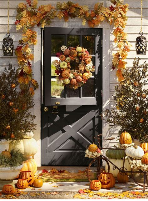 autumn decorating inspiration from pottery barn fall decor pottery barn fall pinterest