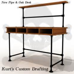 Diy Industrial Desk by See More Industrial Pipe Desks At Http Www