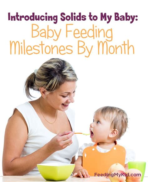 introducing to baby 10 best images about introducing solids to a baby foods expert advice on