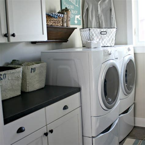 Small Laundry Room Decor Home Design 10 Clever Storage Ideas For Your Tiny Laundry Room Decorating With Regard To 89
