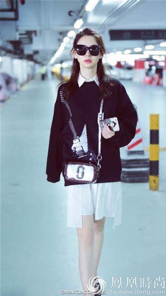 Marc Jacob Ba 1833 实测marc 相机包 粗肩带竟然与包身同重 凤凰时尚