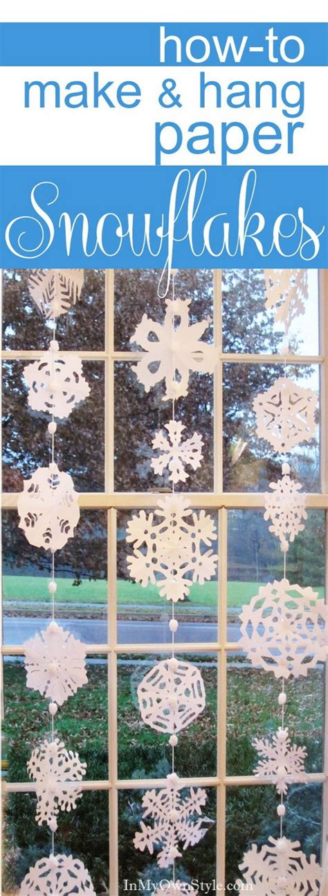 How To Make A Paper Window - 25 easy cool diy decoration ideas noted list