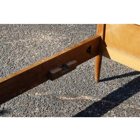 cane bed frame 60 quot queen vintage danish cane bed frame ebay
