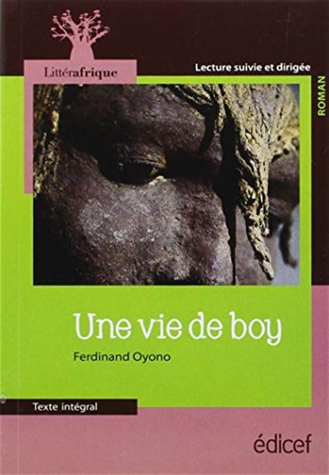 2266169289 une vie de boy une vie de boy f oyono edicef revues edicef parasco belle