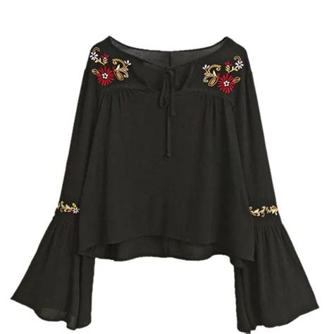 Sleeve Embroidered Blouse best 20 embroidered blouse ideas on