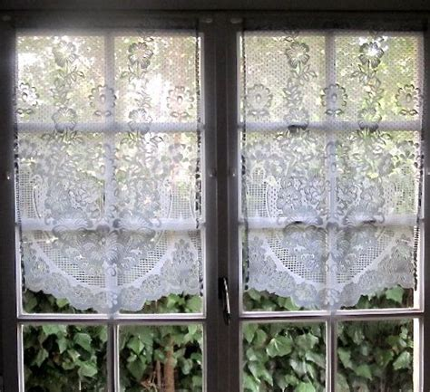 cottage lace curtains grey kitchen curtains pair lace curtains sheer curtains cottage curtains window