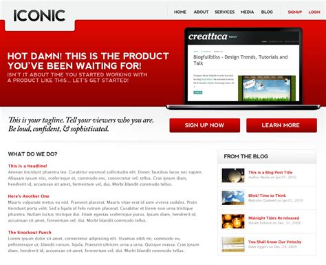 professional website templates for blogger business website templates