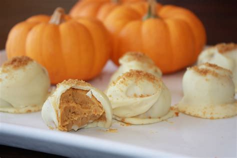 pumpkin food pumpkin truffles yummy mummy kitchen a vibrant
