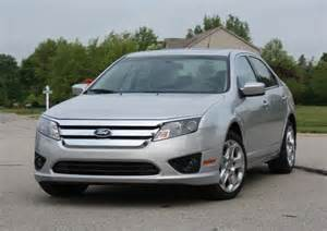 2010 Ford Fusion Se Review Review 2010 Ford Fusion Se 6mt