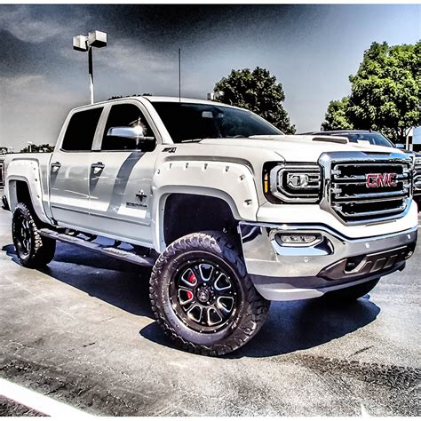 is a gmc a chevy image gallery new gmc lifted trucks