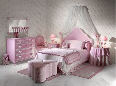 Super Letto Baldacchino Moderno #6: Cute-Pink-Teen-Girls-rooms-Interior-Design-7.jpg