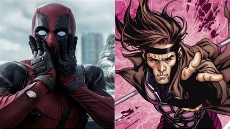 deadpool release date release date moved up for deadpool 2 gambit loses