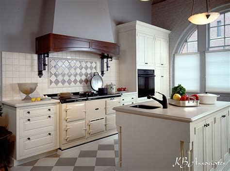 European Kitchens Designs by Portfolio Vintage Northern European Kitchen Kb Associates