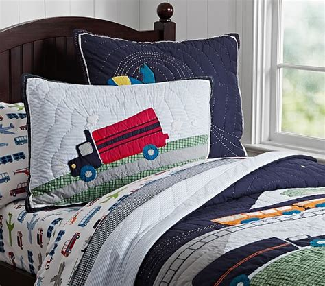 pottery barn boys bedding brody quilted bedding pottery barn kids